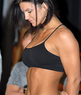 Gina carano hot boobs