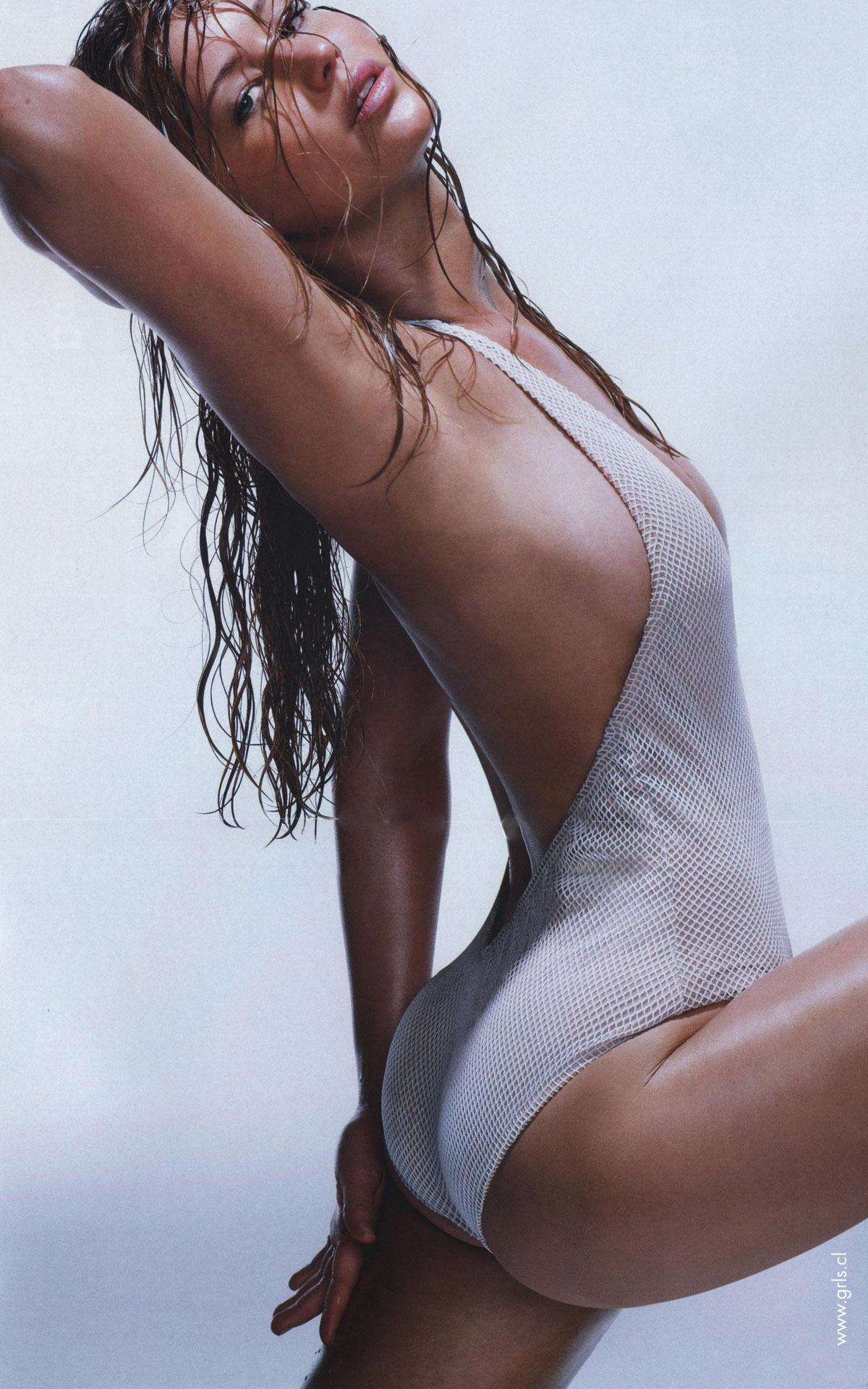 Beautiful face nude